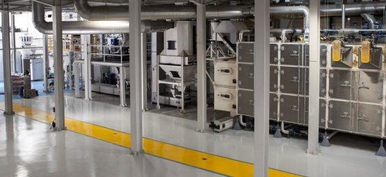Our Production Facility