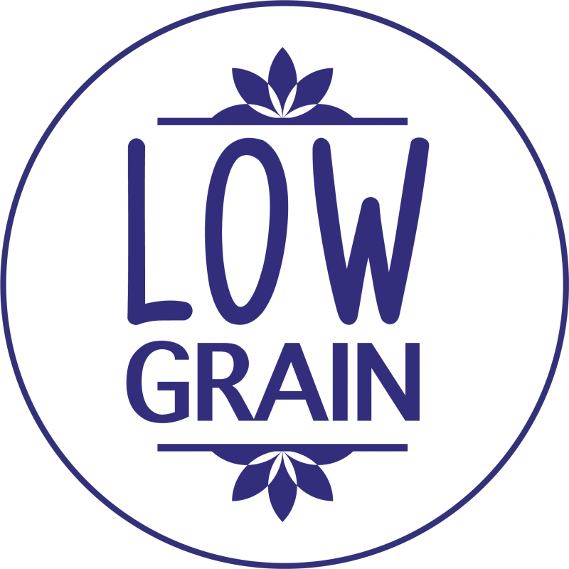 ALIMENTATION À FAIBLE GRAIN